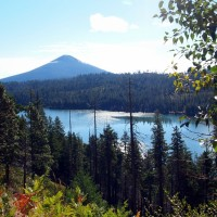 Suttle Lake in September